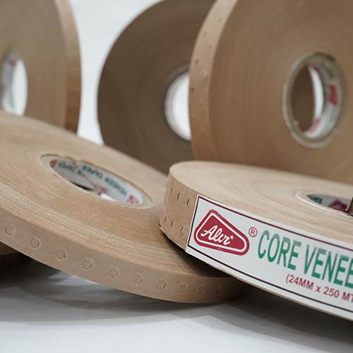Core Veneer Tapes
